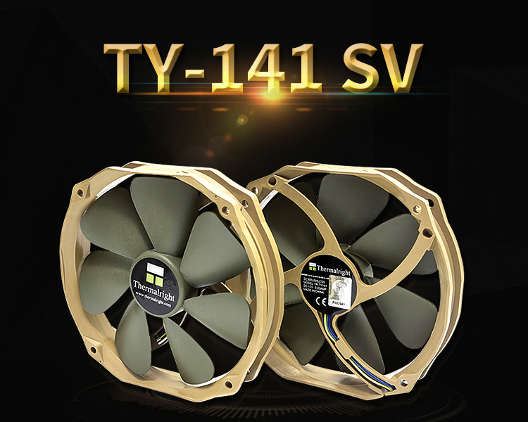 Thermalright TY-141 SV