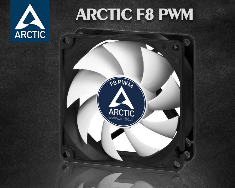ARCTIC F8 PWM