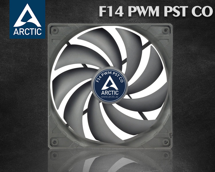 ARCTIC F14 PWM PST CO