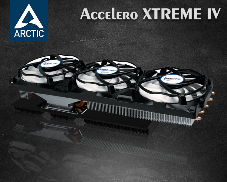 ARCTIC Accelero XTREME IV
