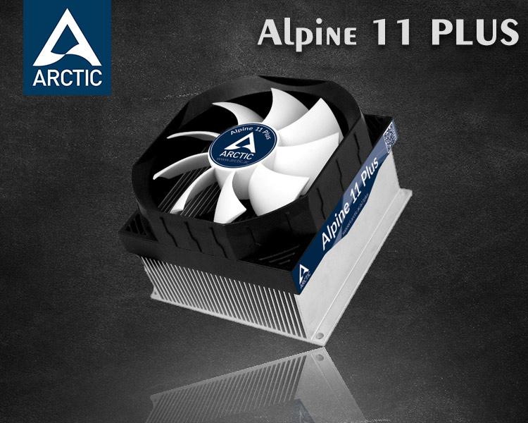 ARCTIC Alpine 11 PLUS