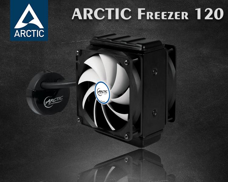 ARCTIC Freezer 120