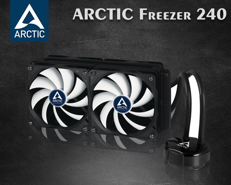 ARCTIC Freezer 240