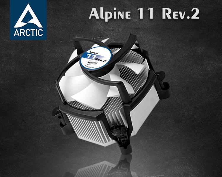 ARCTIC Alpine 11 Rev.2