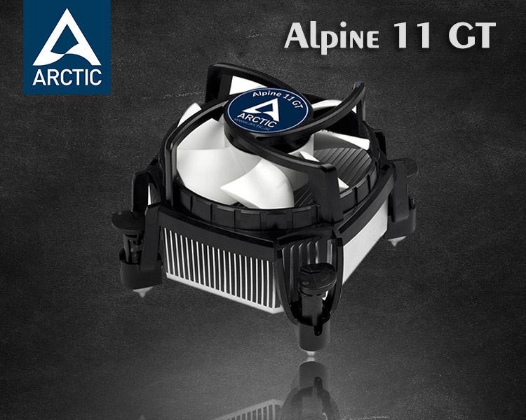 ARCTIC Alpine 11GT