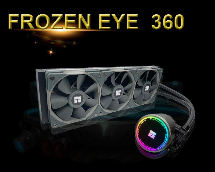 Frozen EYE 360