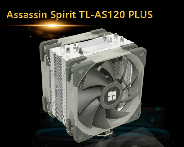 Thermalright Assassin spirit TL-AS120 PLUS