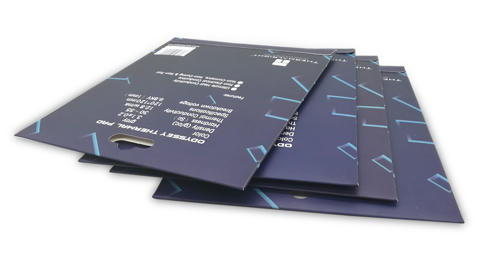 深圳电脑配件_Thermalright ODYSSEY -硅胶垫120*120mm 厚度0.5 - 电脑周边配件 - 深圳市德 ...