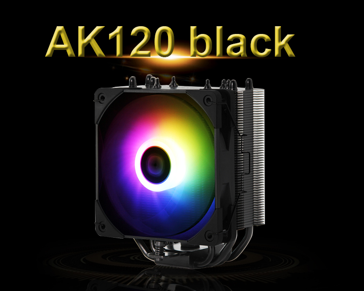 Thermalright AK120 black